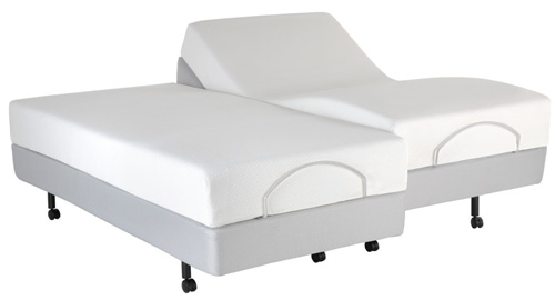 PRO-MOTION Adjustable Bed offered by capital bedding company