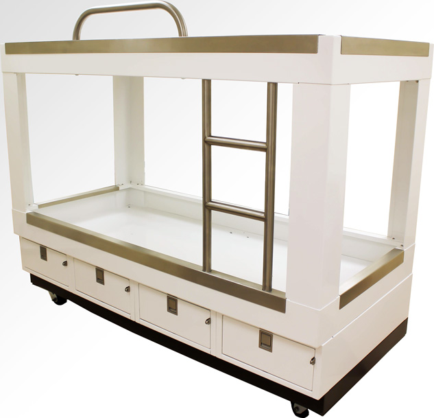 Picture of premium bunk beds that capital bedding offers