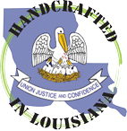 Capital Bedding Company's products are handcrafted in Louisiana