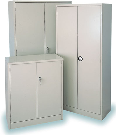 Cabinets of various sizes offered by capital bedding company