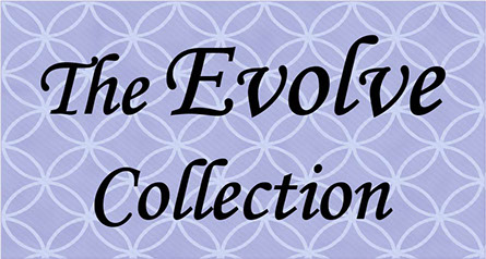 The Evolve Collection logo by Capital Bedding Company