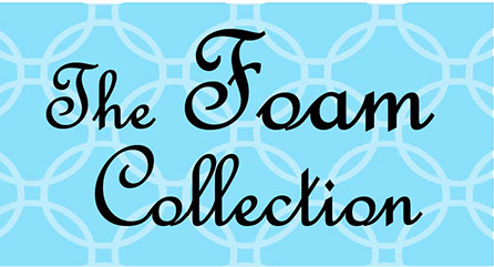 The Foam Collection logo by Capital Bedding Company